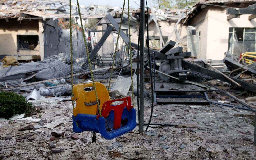 Live Updates on the Hamas-Israel Confrontation