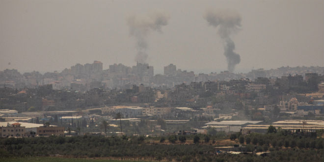 No Ceasefire in Sight As Gaza Border Remains Hot