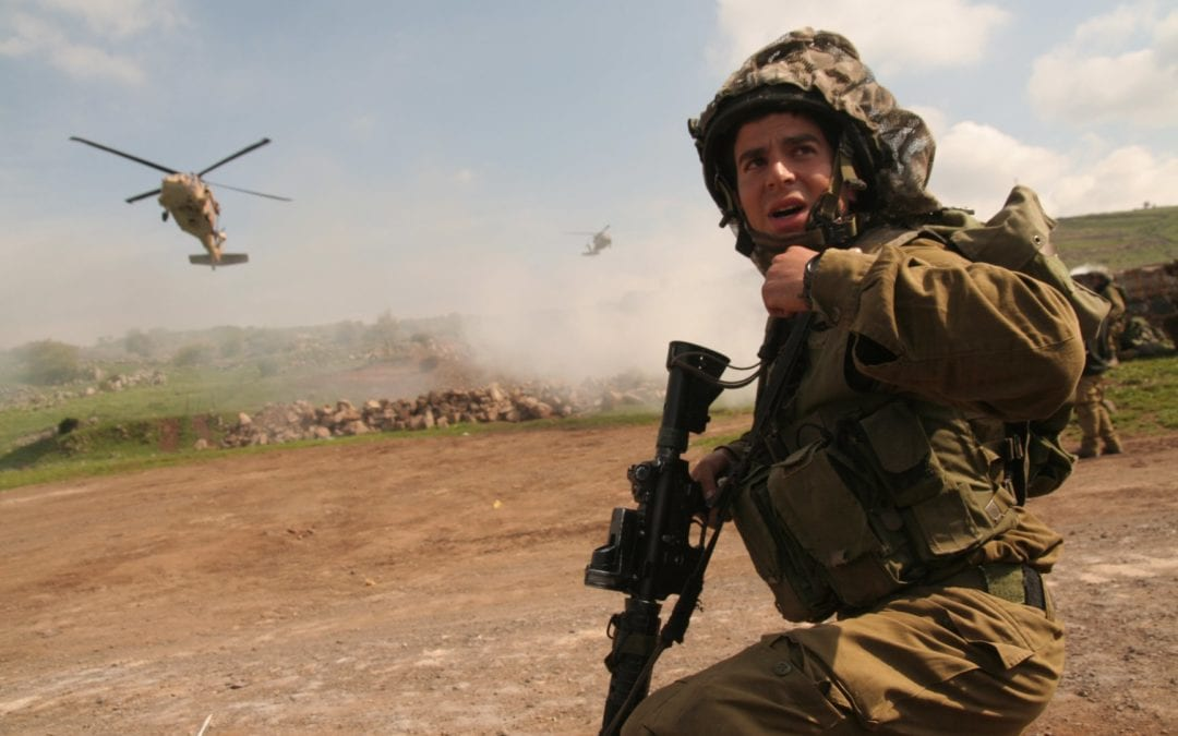 [WATCH]: IDF Officers are Hot Defending Israel