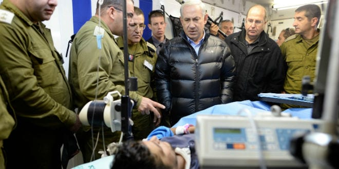 United Nations' World Health Organization (WHO) Recognizes IDF Field Hospital As the Best In the World!