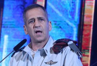Deputy Chief of Staff: IDF Prepared For Any Scenario