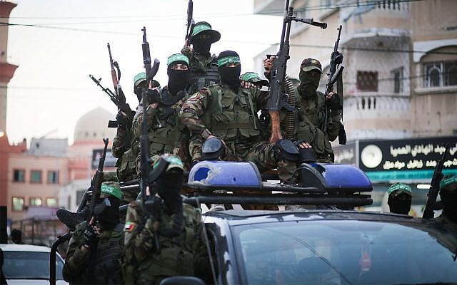 Hamas Waging 'Secret War' in Gaza