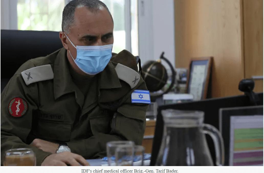 IDF-chief-medical-officer