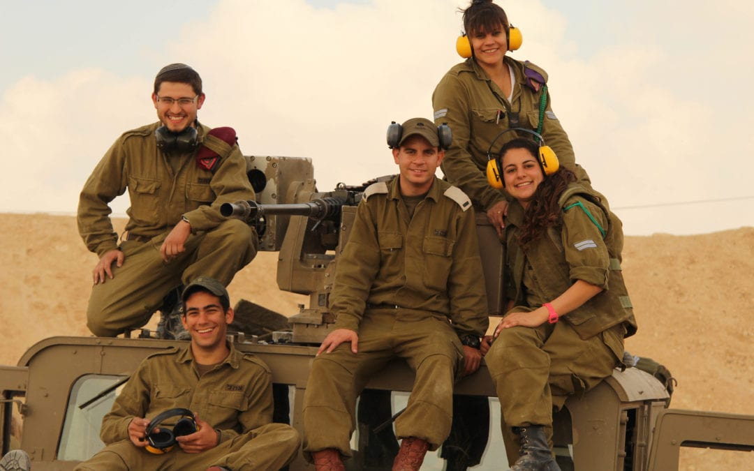 IDF'S GOLANI BRIGADE FINISHES DRILL SIMULATING WAR WITH HEZBOLLAH