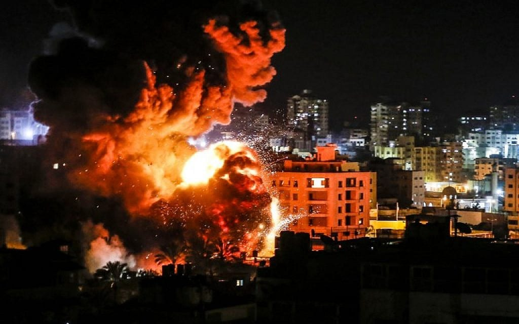 Escalating Violence in Israel