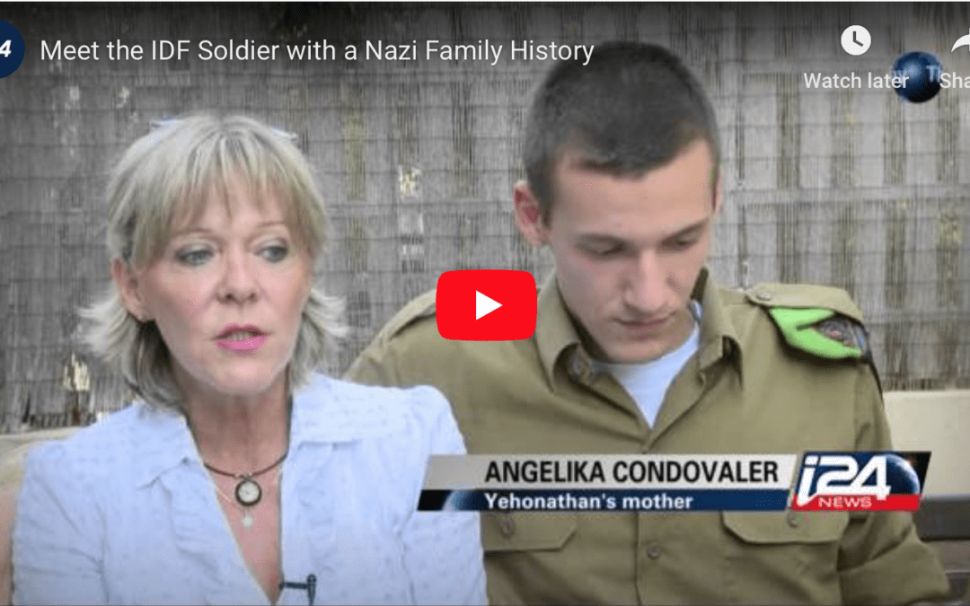 Meet the IDF Soldier with a Nazi Family History