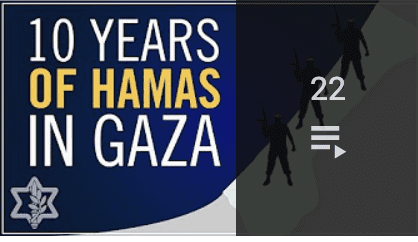 [Watch] 10 Years of Hamas in Gaza