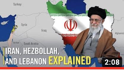 [WATCH] Iran, Hezbollah, and Lebanon: Explained