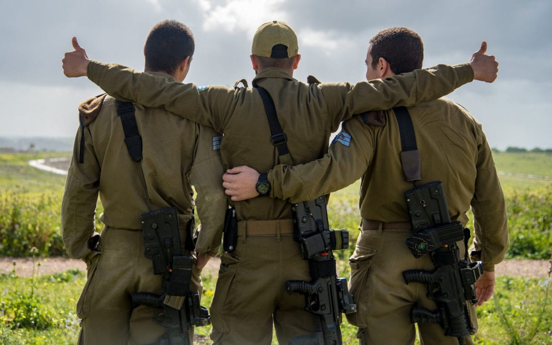 IDF Calls for Politically Neutral Terminology As Israel Celebrates 50 Years Since the Six-Day War