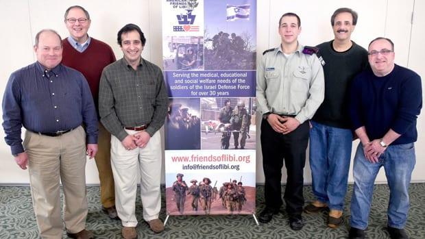 Connecticut Jewish Ledger: A Soldier's Story