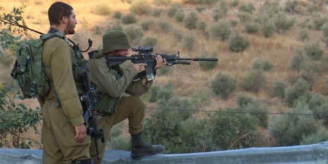 IDF STOPS TERROR ATTACK IN BIBLICAL CITY OF BEIT EL