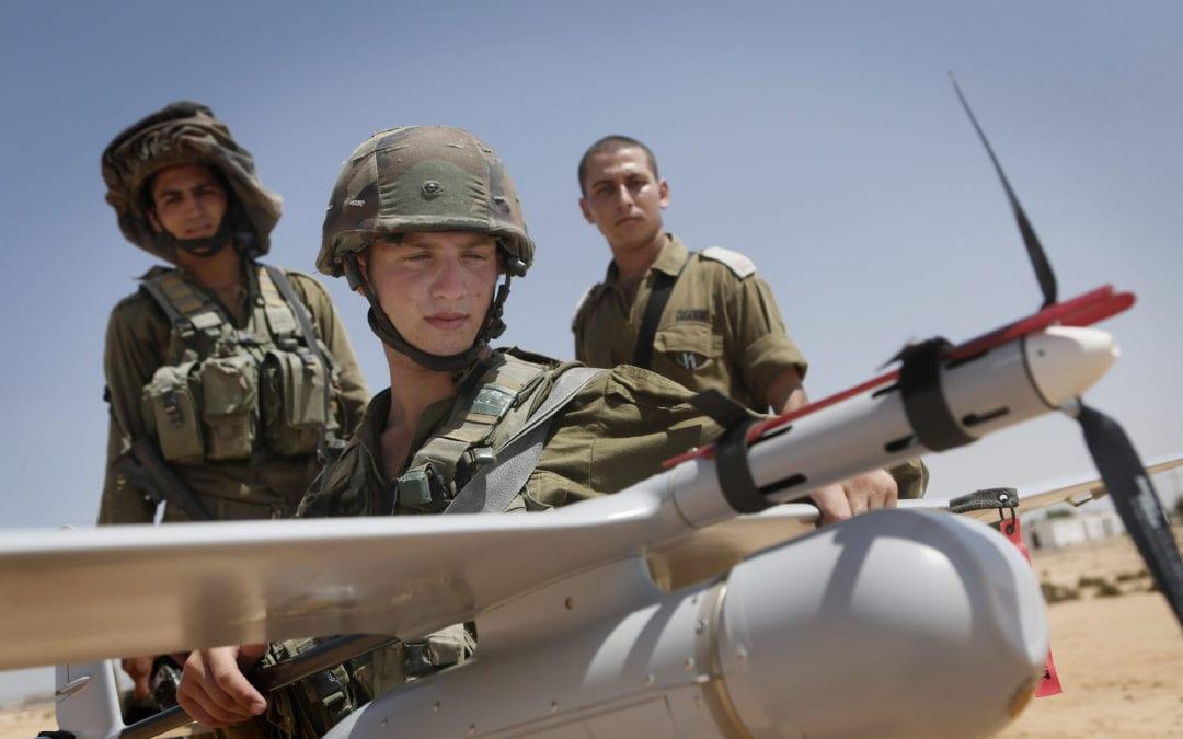 New Israeli Threat: Growing Use Of Terrorist Drones