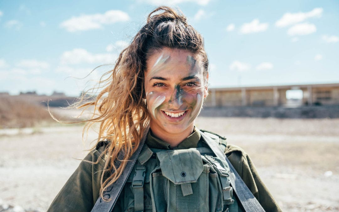 In Army First, IDF Tests Women for Grueling Armored Corps