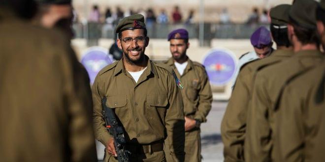 Israeli Men's Impressive Longevity Linked to Military Service