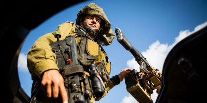 Decrease in Holy Land Terror Due to Increase in IDF Coordinated Efforts