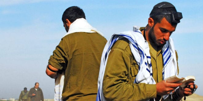 IDF Soldiers Petition Chief to Restore Army Bible Studies