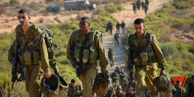 IDF Soldiers on High Alert After Continued Rocket Fire