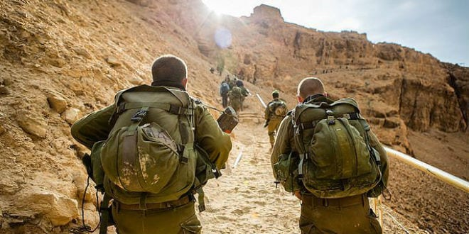 With Rise in Worldwide Terrorism, IDF Foreign Recruits Also Rising
