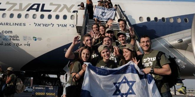 Lone Soldiers Stream to Israel in Summer of Aliyah