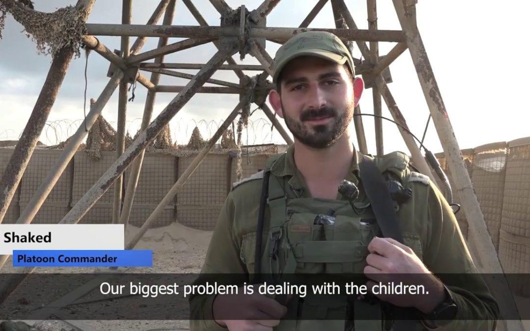 Palestinian Journalist Tells How Hamas Brings Kids To Front Line to Die
