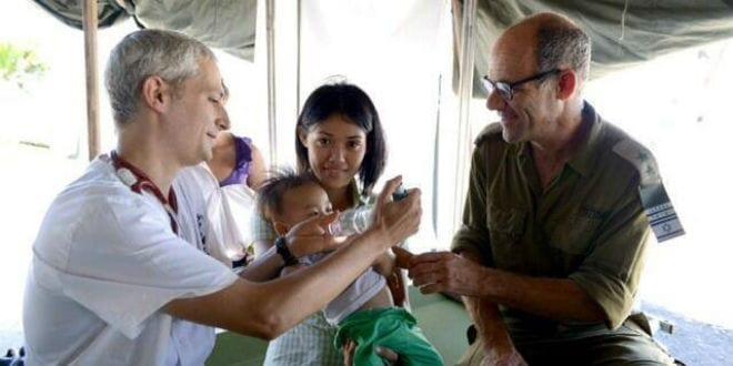 IDF Aid, Worldwide