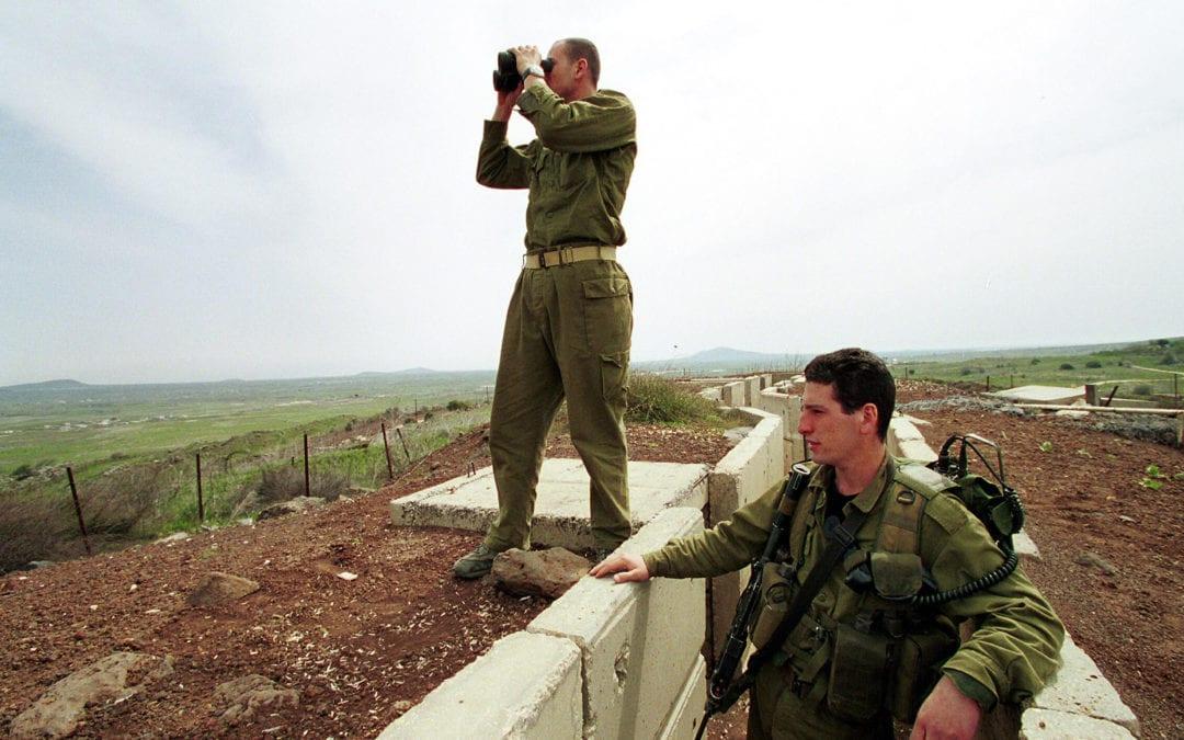 Israel Air Force Warns Iran-Backed Syrians To Cease Hostilities