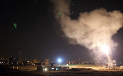 Hamas Rockets Intercepted, Terror Tunnel Machines Destroyed In Counter Attack