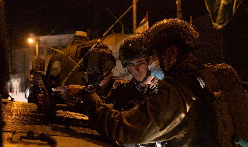 IDF Arrests Suspects From Recent Terrorist Attack