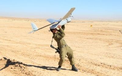 Hamas And Hezbollah Shoot Down Crucial IDF Drones