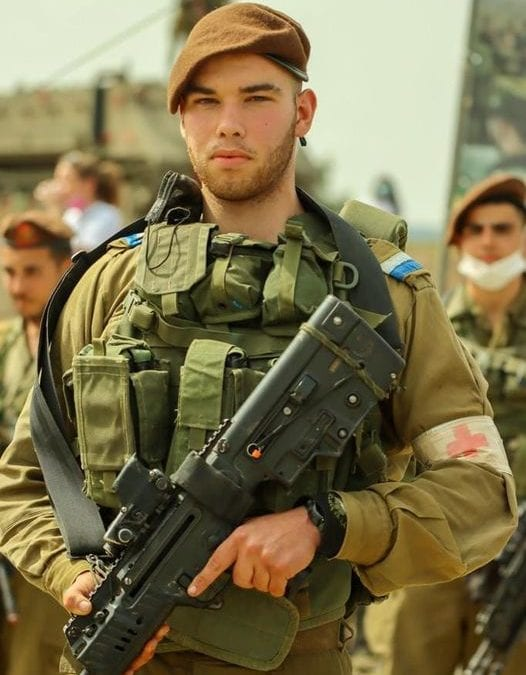 The Inspiring Story Of An IDF Corporal