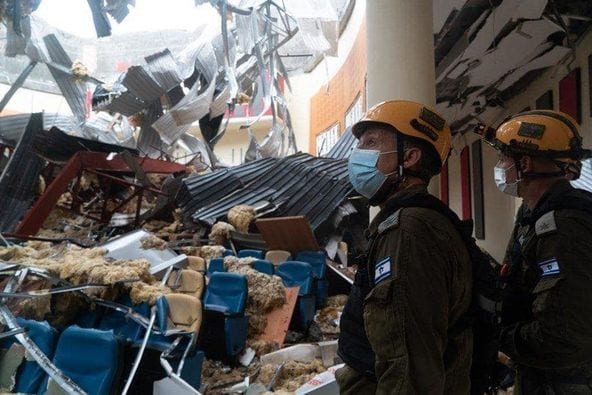 IDF Deployed In Equatorial Guinea, Provides Aid To Country