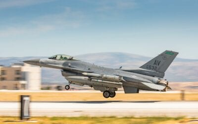 """Operation """"Fifth Crown"""" Takes Off"""